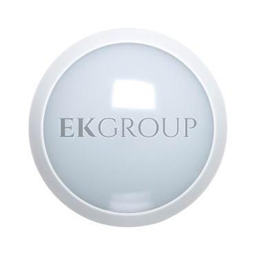 Plafoniera BRYZA ECO LED z czujnikiem mikrofalowym 60 SMD2835 biały IP66 25000h poliwęglan mleczny OR-PL-363WLPMM4-206178
