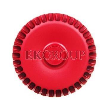 Sygnalizator akustyczny ROLP 9-28VDC 10dB czerwony głęboki 32 tony CNBOP ROLP/SV/R/D  540503FULL-0403X-217505