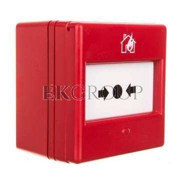Ręczny ostrzegacz pożarowy 1P IP66 CXM/CO/G/R/WP 4990073FULL-0122X-216989