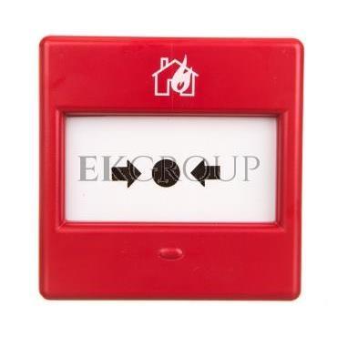Ręczny ostrzegacz pożarowy 1P IP66 CXM/CO/G/R/WP 4990073FULL-0122X-216990
