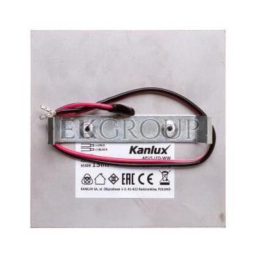 Oprawa dekoracyjna LED 0,8W APUS LED WW ciepłobiała 23106-201471
