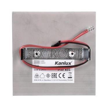 Oprawa dekoracyjna LED 0,8W SABIK LED CW zimnobiała 23110-201474