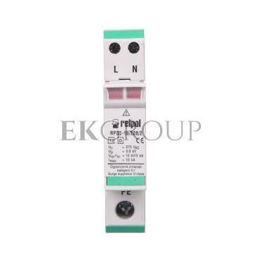 Ogranicznik D 2P 10kA 0,9kV 275/350V AC/DC RPD2-10/280/2 2612917-216863