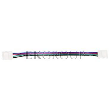 Łącznik do liniowych modułów LED CONNECTOR RGB 10-CPC 19037 /20szt./-207543