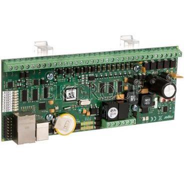 Kontroler systemowy centrala RACS z wbudowanym interfejsem TCP/IP CPR32-NET-BRD-215205