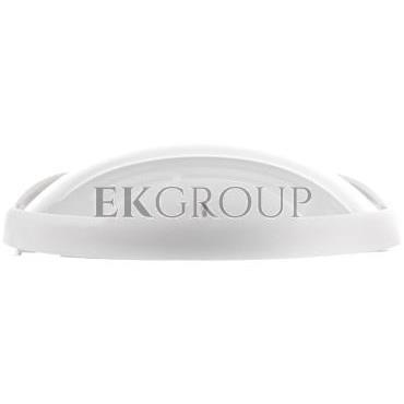 Plafoniera CAMEA PRO LED EVO 10W klosz matowy biała RCR 4000K z czujnikiem ruchu 206139/HV-206383