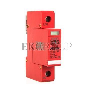 Ogranicznik przepięć B C 1P 275V 60kA 1,5kV EL30B C 1P-216604