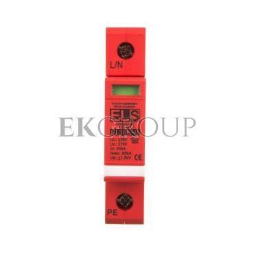 Ogranicznik przepięć B C 1P 275V 60kA 1,5kV EL30B C 1P-216605