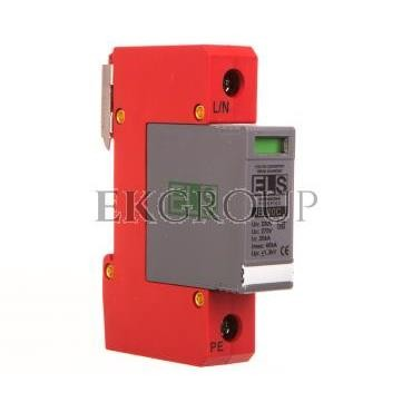 Ogranicznik przepięć C 1P 275V 40kA 1,3kV EL20C 1P-216802