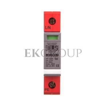 Ogranicznik przepięć C 1P 275V 40kA 1,3kV EL20C 1P-216803
