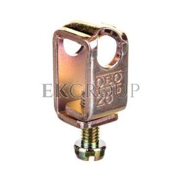 Zacisk przewodu 25mm2 do szyny 1801 RK25 5015758 /10szt./-217176