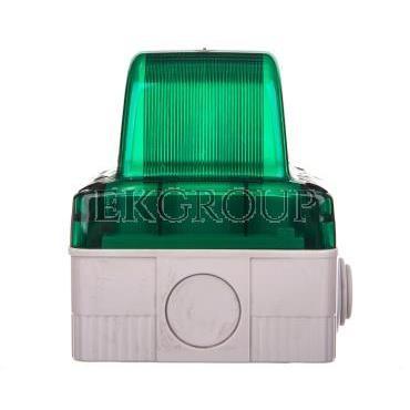 Lampa sygnalizacyjna ciagła zielona GW27416-217543