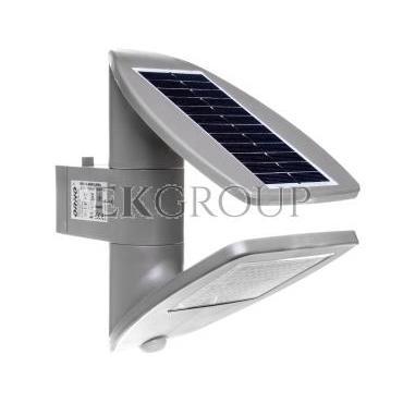 Oprawa solarna SAURO LED z czujnikiem ruchu 2,4W 200lm IP44 4000K OR-SL-6001LPR4-204101