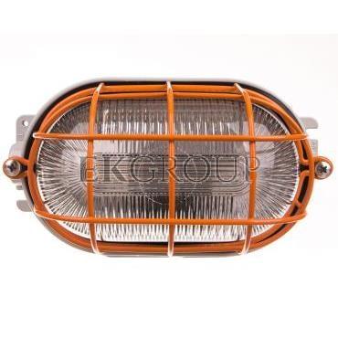 Oprawa kanałowa 18W ATEX strefa 2 21 22 E27 IP65 owalna P831072EX-203089
