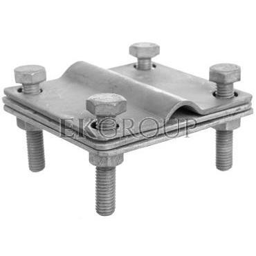 Złącze uniwersalne odgałęźne ocynkowane 70x80mm OG /91401302/-218627