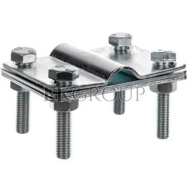 Złącze uniwersalne odgałęźne z przetłoczeniem 57x80mm fi9 4xM8/40 OC /91400601/-218630