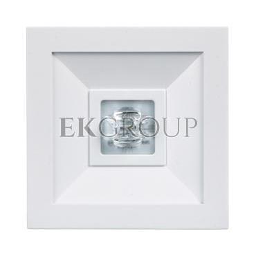 Oprawa awaryjna LOVATO N ECO LED 3W 315lm (opt. koryt.) 1h jednozadaniowa biała LVNC/3W/E/1/SE/AT/WH-201297