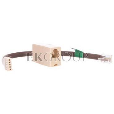 Przejściówka ze standardu RJ na standard PIN-5 dla portu RS-232 RJ/PIN5-LCD-215005