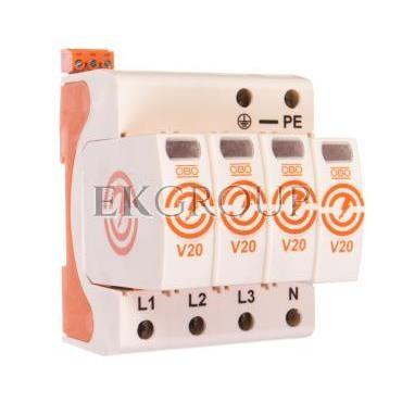 Ogranicznik przepięć C 4P 20kA 280V V20-4 FS-280 5095284-216672
