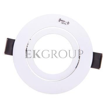 Oprawa punktowa 50W Gx5,3 12V IP20 DALLA CT-DTO50-W OPR.HALOGEN 22430-202149