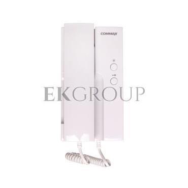 Unifon słuchawkowy do systemu wideodomofonowego 2 funkcje biały DP-4VHP-217980