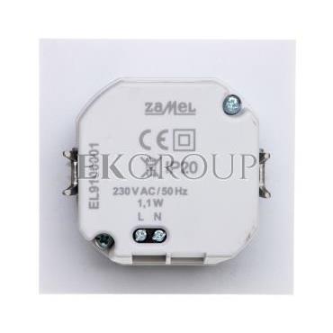 Oprawa LED NAVI PT 230V AC BIA biała zimna 11-221-51 LED11122151-201702