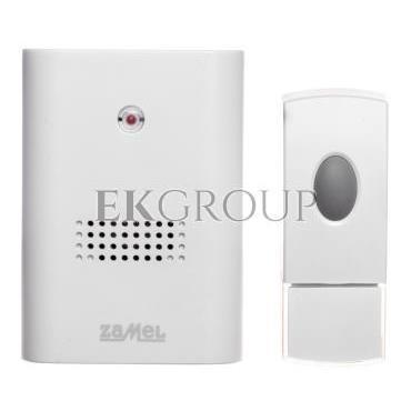 Dzwonek bezprzewodowy bateryjny VIBRO zasięg 100m ST-229/N SUN10000392-215637