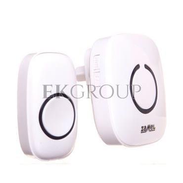 Dzwonek bezprzewodowy bateryjny zasięg 80m POP ST-940 SUN10000387-215635