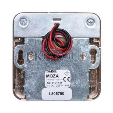 Oprawa LED MOZA PT 14V DC STA biała zimna 01-211-21  LED10121121-201548