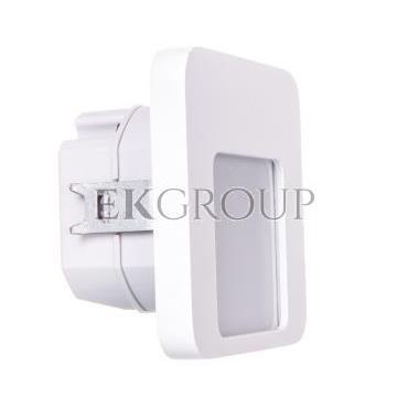 Oprawa LED MOZA PT 230V AC BIA biała ciepła 01-221-52 LED10122152-201742