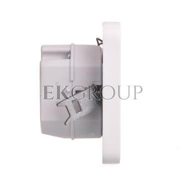 Oprawa LED MOZA PT 230V AC BIA biała zimna 01-221-51 LED10122151-201744