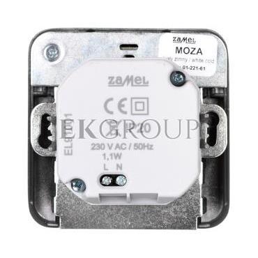 Oprawa LED MOZA PT 230V AC CZN biała zimna 01-221-61 LED10122161-201749
