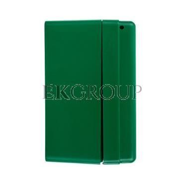 Przycisk ewakuacyjny zielony 1P IP24D CXM/CO/P/G/BB GREEN  4931210FUL-0135-216994
