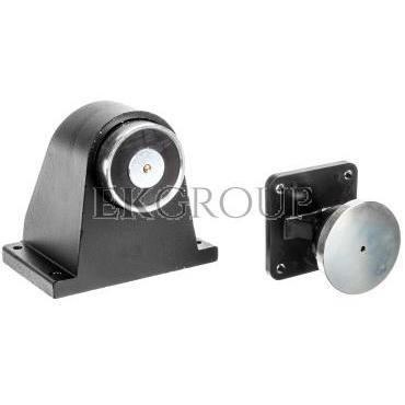 Elektrotrzymacz drzwiowy podłogowy 24V DC 50Kgf/490N 1369-CSA 1369-CSA-218689