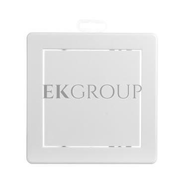 Drzwiczki rewizyjne plastikowe 150x150mm białe DT10-215522