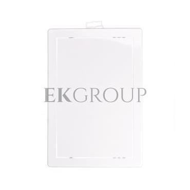 Drzwiczki rewizyjne plastikowe 200x300mm białe DT14-215524