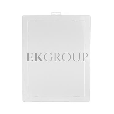 Drzwiczki rewizyjne plastikowe 250x330mm białe DT18-215526