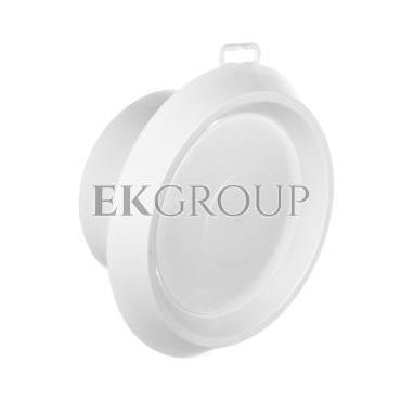 Anemostat wentylacyjny fi 150 biały T AN3-215101
