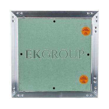 Klapa rewizyjna aluminiowa 300x300x12,5mm KRAL10-215133