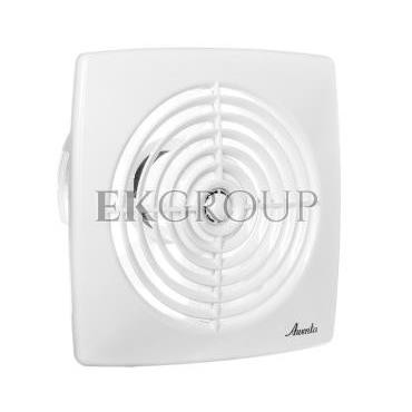 Wentylator wyciągowy fi 150 20W 220m3/h 230V IPX4 biały RETIS E000 WR150-218206