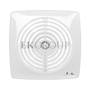 Wentylator wyciągowy fi 150 20W 220m3/h 230V IPX4 biały RETIS E000 WR150-218207