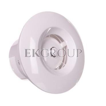 Wentylator sufitowy fi 100 14W 90m3/h 230V IPX4 biały wył. czasowy ORBIT E000 WXO100T-218257