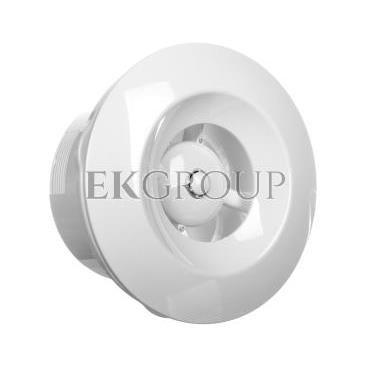 Wentylator sufitowy fi 150 20W 210m3/h 230V IPX4 biały ORBIT E0007 WXO150-218261