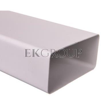 Kanał płaski120x60x500mm biały 4005-215078