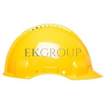 Hełm ochronny z wskaźnikiem zużycia Solaris żółty G3000CUV-GU XH001674726/7100002023-215961
