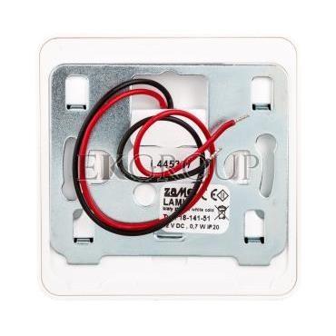 Oprawa LED LAMI NT 12V DC BIA biała zimna 18-141-51 LED11814151-201776