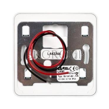 Oprawa LED LAMI NT 12V DC SRB biała ciepła 18-141-82 LED11814182-201791