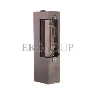 Elektrozaczep symetryczny NC regulowany Z wyłącznikiem 822-12AC/DC 19808-1206-218761