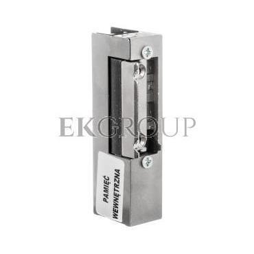 Elektrozaczep symetryczny NC regulowany z wyłącznikiem i pamięcią wewnetrzną 844-12AC/DC* 19808-1208-218766