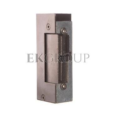 Elektrozaczep symetryczny NC wzmocniony z mikroprzełącznikiem 1560-12AC 19815-1203-218776